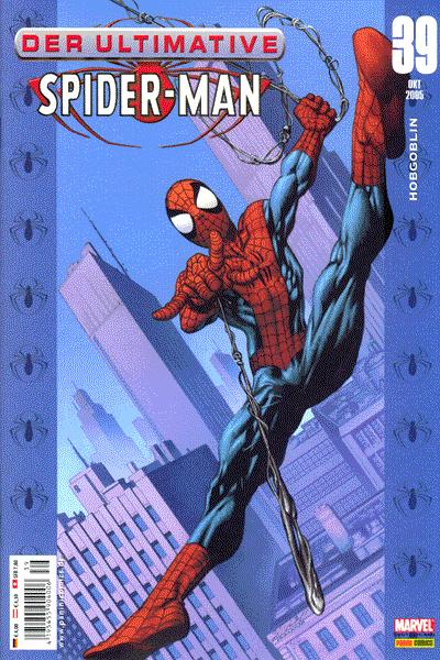Leseprobe von Der ultimative Spider-Man, Band 39 - Hobgoblin