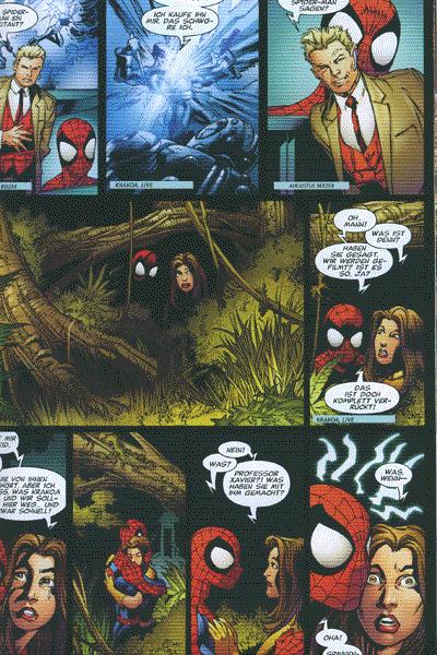 Leseprobe von Der ultimative Spider-Man, Band 49 - Deadpool (Teil 3 und 4)
