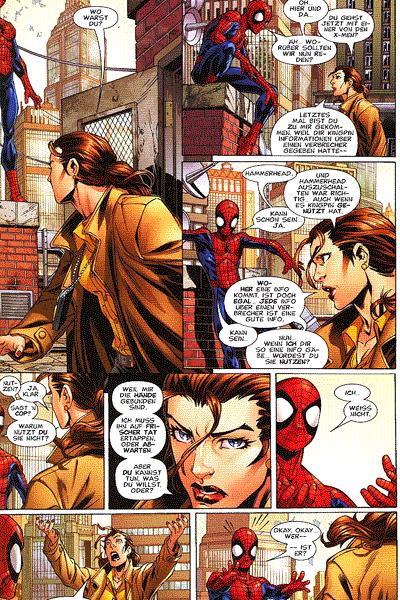 Leseprobe von Der ultimative Spider-Man, Band 51 - R�nkespiele