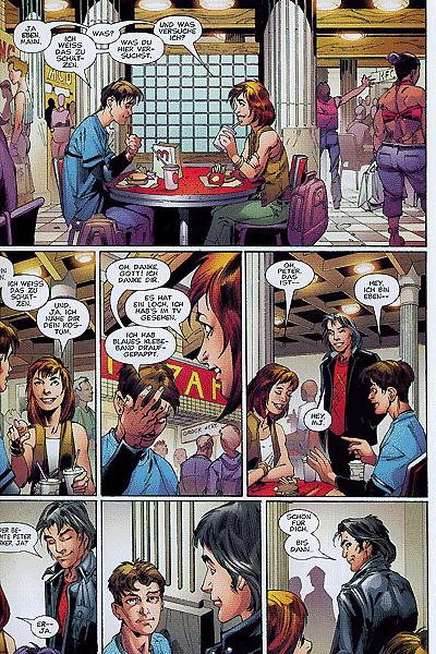 Leseprobe von Der ultimative Spider-Man, Band 52 - Klon-Saga (Teil 1 und 2)