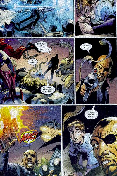 Leseprobe von Der ultimative Spider-Man, Band 54 - Klon-Saga (Teil 5 und 6)