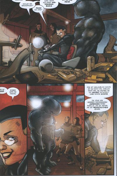 Leseprobe von Die ultimativen Fantastischen Vier, Band 15 - X-Men, Die Fantastischen Vier (Teil 1 und 2)