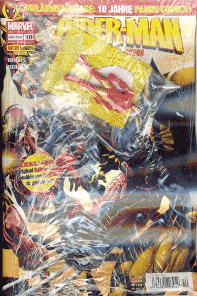 Leseprobe von Spider-Man und die neuen R�cher, Band 10 -