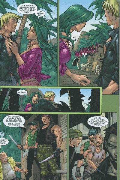 Leseprobe von X-Men, Band 72 - X-Men, . . .