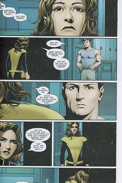 Leseprobe von X-Men, Band 87 - Unaufhaltsam, . . .