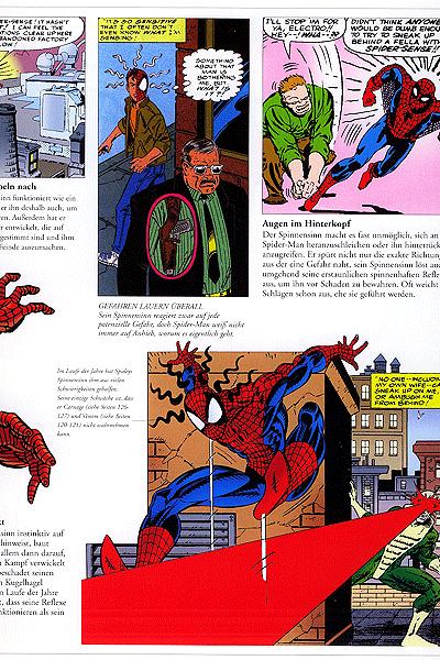 Leseprobe 1 von The Amazing Spider-Man: Die Welt des Netzschwingers, Einzelband - Erweiterte und aktualisierte Fassung
