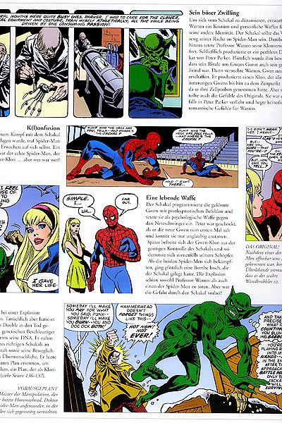 Leseprobe 2 von The Amazing Spider-Man: Die Welt des Netzschwingers, Einzelband - Erweiterte und aktualisierte Fassung