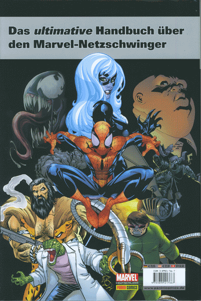 Leseprobe von Spider-Man Enzyklop�die, Enzyklop�die -