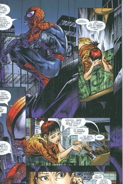 Leseprobe von Spider-Man, Band 29 - Bestien (Teil 1 und 2)