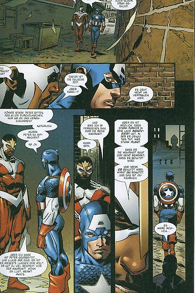 Leseprobe von Spider-Man, Band 40 - Krieg im eignen Land,...