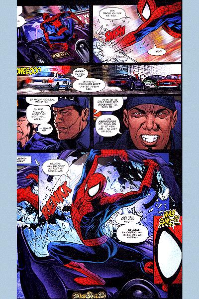 Leseprobe von Spider-Man, Band 52 - Der neue Status quo!,...