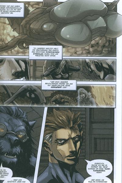 X-Men Sonderheft, Band 1 - X-Men, Fantastischen Vier