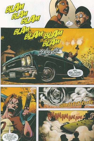 Leseprobe von X-Men Sonderheft, Band 5 - Der letzte Ausweg, . . .