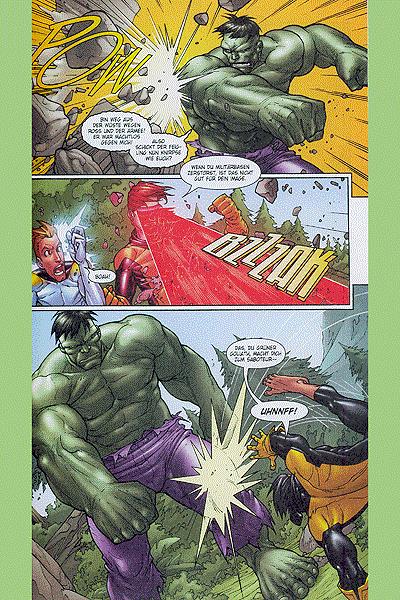 Leseprobe von X-Men Sonderheft, Band 19 - Erste Klasse