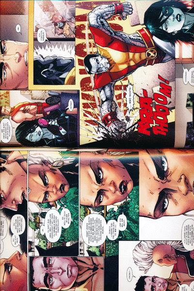 Leseprobe 1 von Amazing X-Men, Band 6 -