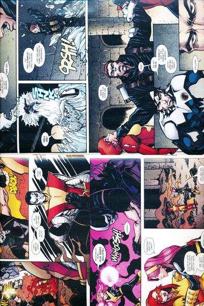 Leseprobe 2 von Amazing X-Men, Band 6 -