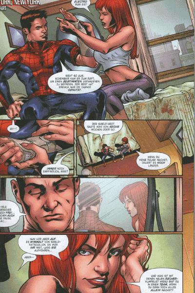Leseprobe von Im Netz von Spider-Man, Band 3 - Ausbruch (Teil 1 - 4 und Finale)