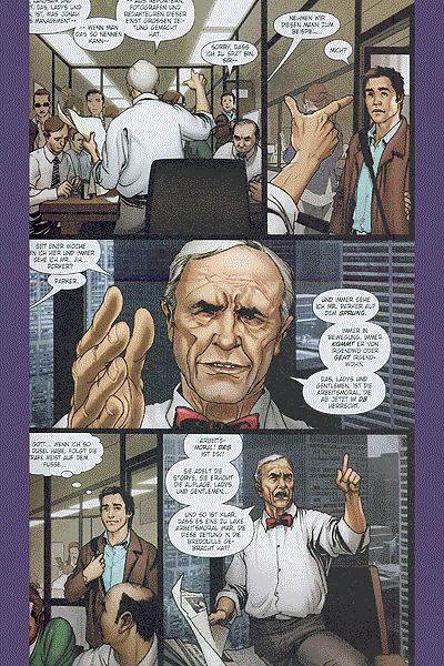 Leseprobe von Im Netz von Spider-Man, Band 15 - Wer ist das M�dchen?, . . .