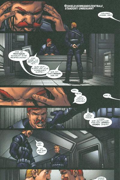 Leseprobe von Wolverine, Band 34 - Anfang & Ende