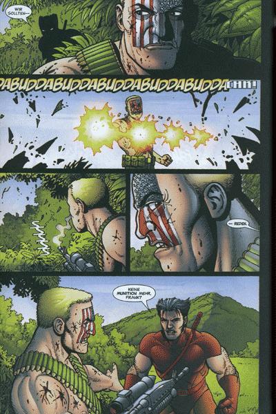 Leseprobe von Wolverine, Band 37 - Origins