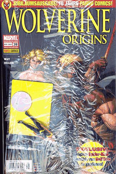 Leseprobe von Wolverine, Band 38 - Origins