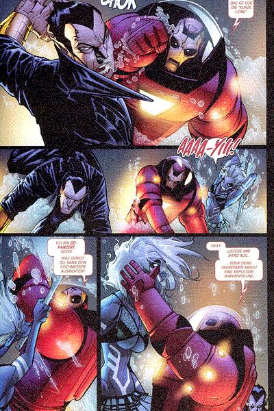 Leseprobe von Wolverine, Band 42 - Vergeltung (4), Erlöser (4)