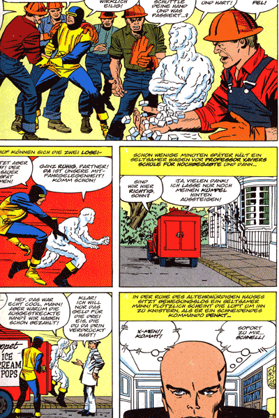 Marvel History: X-Men, Band 1 - X-Men 1963 - 1965