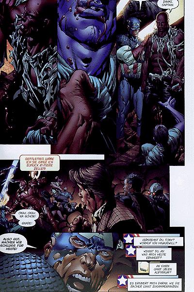 Leseprobe von Spider-Man und die neuen R�cher, Sammelband 1 - Ausbruch!