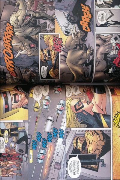 Zweite Leseprobe von DEADPOOLS GREATEST HITS, Einzelband - Die Deadpool Anthologie