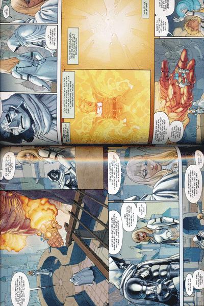 Leseprobe 1 von SECRET WARS PAPERBACK lim. Hardcover, Einzelband -