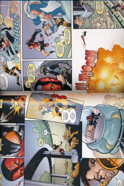 Leseprobe 2 von DEADPOOL: KILLER-KOLLEKTION lim. HARDCOVER, Band 13 - Piet� mit Pistolen