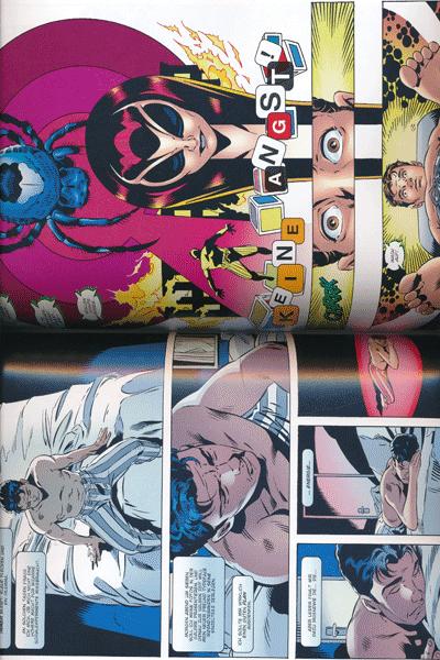 Leseprobe 2 von PETER PARKER: SPIDER-MAN lim. Hardcover, Band 1 -