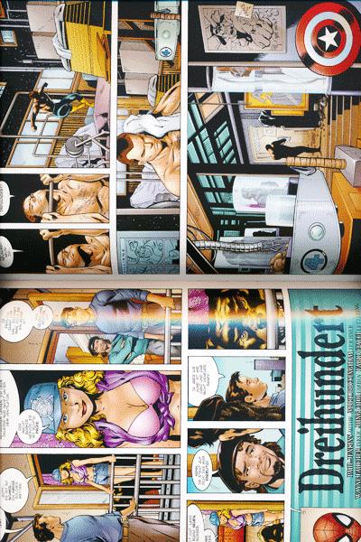 Erste Leseprobe von PETER PARKER: SPIDER-MAN lim. Hardcover, Band 2 -