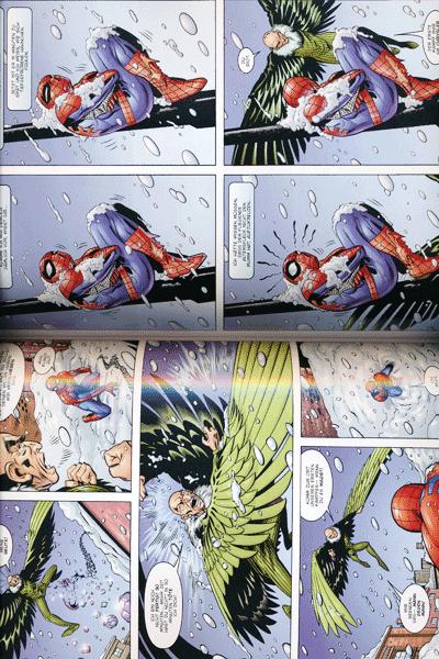 Leseprobe 1 von PETER PARKER: SPIDER-MAN lim. Hardcover, Band 3 -