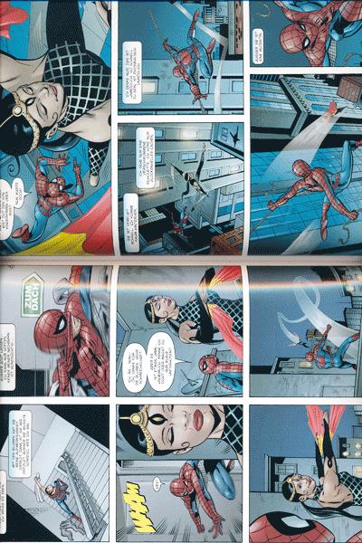Leseprobe 2 von PETER PARKER: SPIDER-MAN lim. Hardcover, Band 4 -