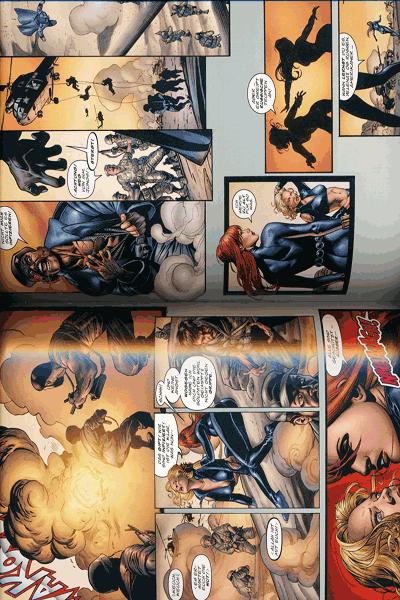 Leseprobe 3 von Marvel Knights - BLACK WIDOW, Schwarze Witwe lim. Hardcover, Einzelband - Tödliche Schwestern