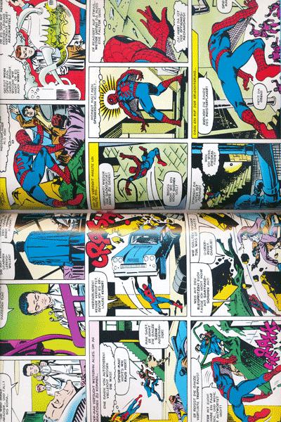 Leseprobe 2 von MARVEL KLASSIKER: SPIDER-MAN lim. Hardcover, Einzelband -