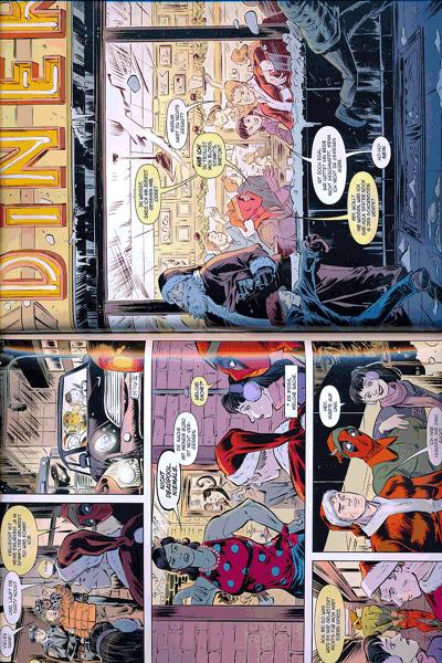 Zweite Leseprobe von Weihnachten mit den Marvel Superhelden, Einzelband -