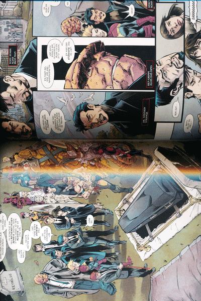 Leseprobe 2 von CIVIL WAR II PAPERBACK lim. Hardcover, Einzelband -