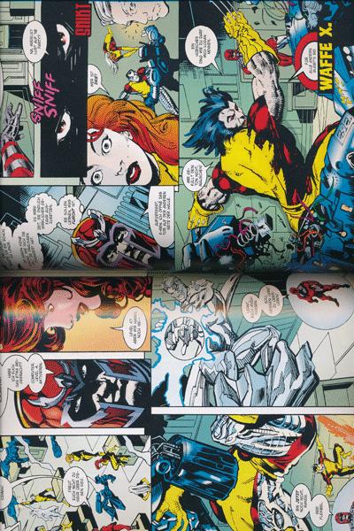 Erste Leseprobe von X-MEN | APOCALYPSE lim. Hardcover, Band 1 - Zeit der Apokalypse