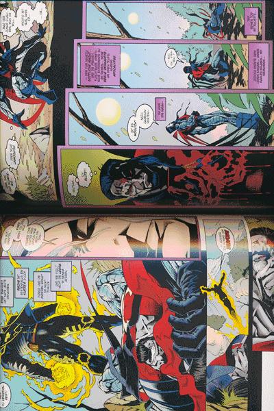 Leseprobe 1 von X-MEN | APOCALYPSE lim. Hardcover, Band 3 - Zeit der Apokalypse