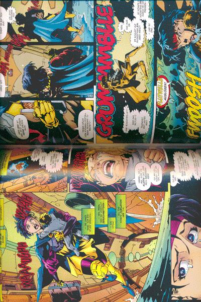 Leseprobe 2 von X-MEN | APOCALYPSE lim. Hardcover, Band 3 - Zeit der Apokalypse