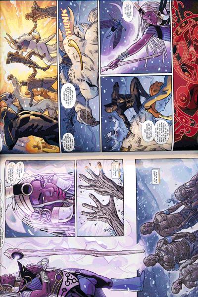 Leseprobe 1 von Black Panther, Band 4 - Schurken und Götter