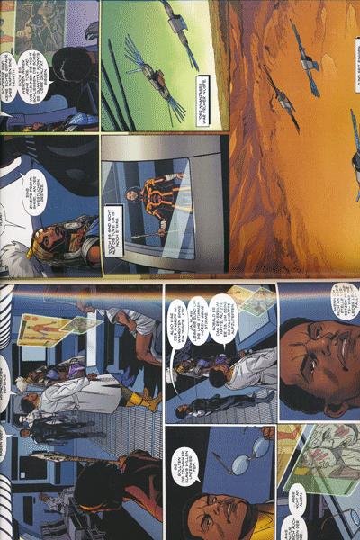 Leseprobe 2 von Black Panther, Band 5 - G�tterd�mmerung �ber Wakanda
