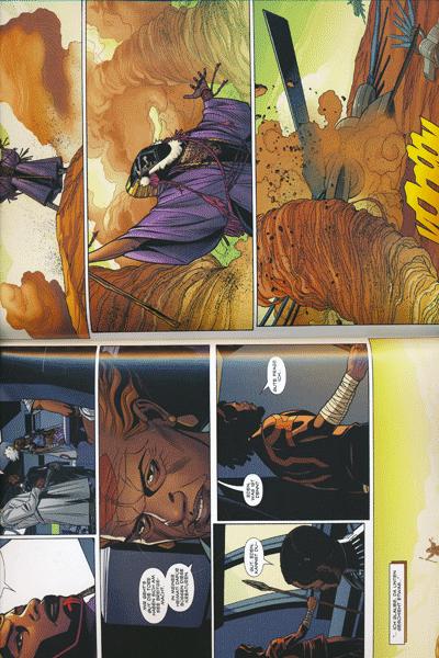 Leseprobe 3 von Black Panther, Band 5 - G�tterd�mmerung �ber Wakanda