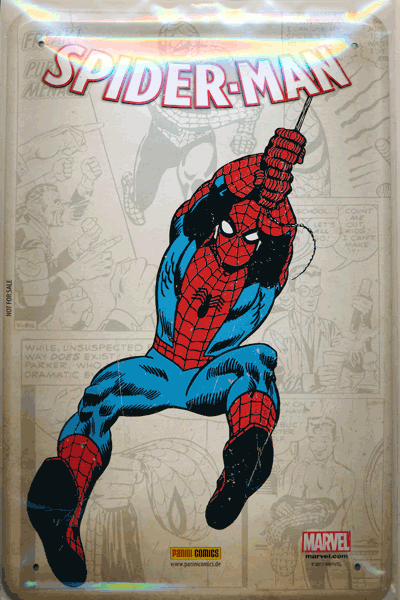 Leseprobe 3 von SPIDER-MAN PAPERBACK lim. Hardcover, Band 1 - Spider-Man Global