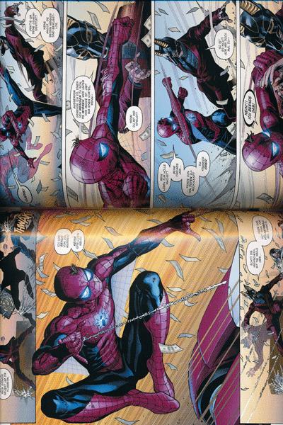 Dritte Leseprobe von SPIDER-MAN PAPERBACK lim. Hardcover, Band 4 - Die Klon-Verschwörung