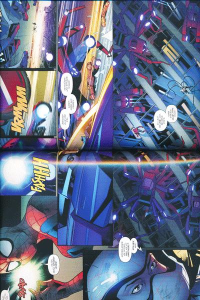 Leseprobe 3 von SPIDER-MAN PAPERBACK lim. Hardcover, Band 6 - Tödliche Tentakel