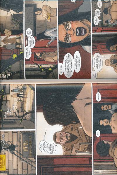 Leseprobe 2 von DOCTOR STRANGE, Band 7 - Duell der Meisterzauberer