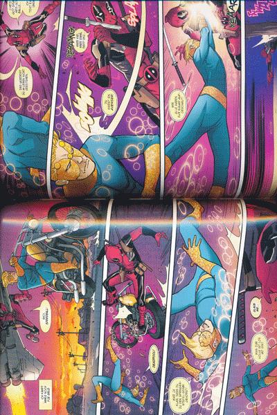 Leseprobe 3 von DEADPOOL PAPERBACK lim. Hardcover, Band 6 - Frag doch die Skrulls